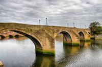 The Old Bridge of Ayr