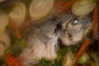 bream fish soup