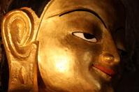 Sunbathed Buddha