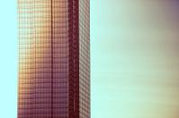 Glassy Modern Building