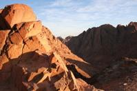 Sunrise at Mountain Sinai