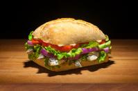 Epic Sardine Sandwich