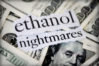 ethanol nightmares