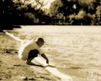 Jake at the Lake