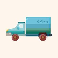 truck theme elements