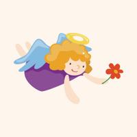 angel theme elements
