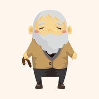 grandfather theme elements