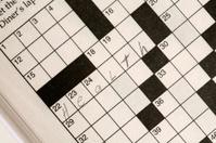 Crossword puzzle (health)