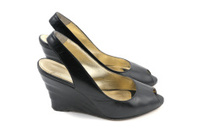 Ladies Sling Back Wedges Shoes
