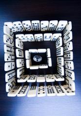 Labyrinth & Domino & Diamond