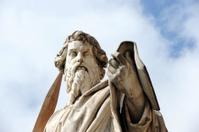 St. Paul in front of Vatican