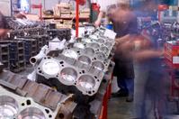 Engine factory