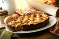 Baking Stills: Apple Pie