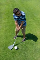 Big Club Golfer