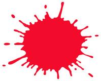 Blood Splatter (Vector)