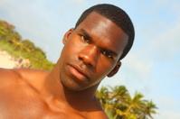 Black Male Headshot