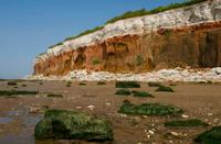 Cliffs at Hunstanton