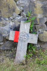 Bandaged Cross