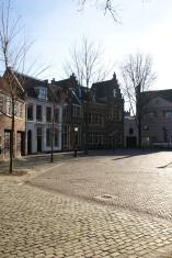 Pieterskerkhof Utrecht Netherlands