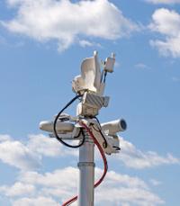 Television Remote Broadcast Antenna