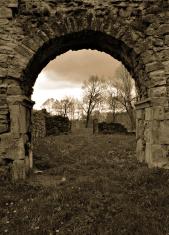 Medieval Gate Ruins