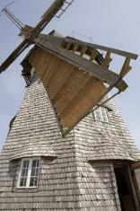 Wooden mindmill