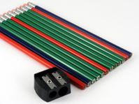 Pencils and Pencil Sharpener