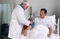 Preparation for blood pressure check