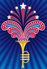 Star Spangled Trumpet