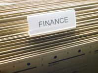 Folder, Finance
