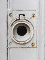 Painted Stable Door Latch Handle