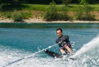 Expert Water Skier