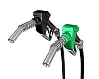 Diesel and Gasoline pump nozzles