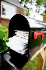 Bills & Junk Mail