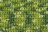 Textura de lana verde