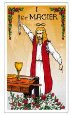 Tarot The magican