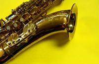 Yellow Sax 2