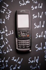 Sold phone
