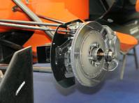 Racecar brake