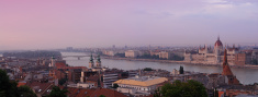 Budapest by Twilight