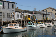 Portland Lobster Boats