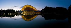 Tiergarten Congress Hall Berlin