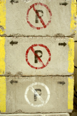 Blocks - No Parking