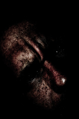 Creepy Man in the Dark