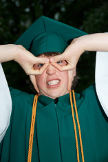 Goofy Graduation