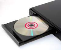 Inserting a Disc