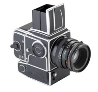 120mm film SLR professional camera