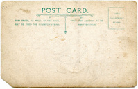 grunge vintage postcard (XXXL)