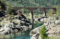 Old Bridge above American River