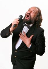 The opera singer
